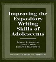 Improving the Expository Writing Skills of Adolescents PDF