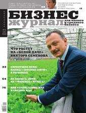 Бизнес-журнал, 2008/18: Республика Татарстан