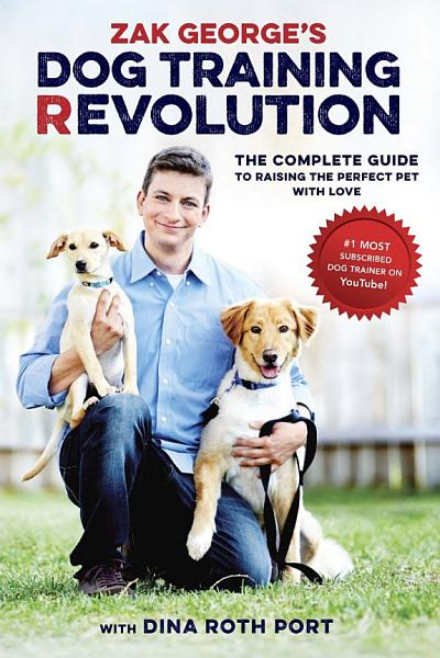 Download Zak George s Dog Training Revolution Book