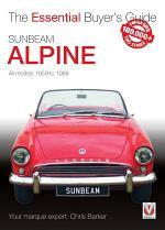 Sunbeam Alpine – All models 1959 to 1968