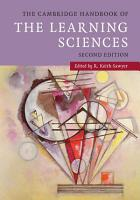 The Cambridge Handbook of the Learning Sciences PDF