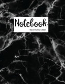 Notebook Black Marble Edition