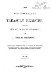 United States Treasury Register