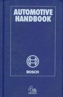 Automotive Handbook PDF