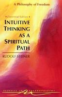 Intuitive Thinking as a Spiritual Path PDF