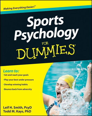 Sports Psychology For Dummies PDF
