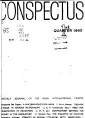 Conspectus PDF