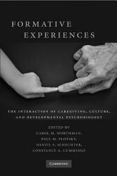 Formative Experiences Book PDF