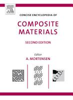 Concise Encyclopedia of Composite Materials PDF