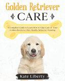 Golden Retriever Care