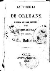 La Doncella de Orleans: poema en XXI cantos