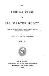 Poetical Works: Volume 2