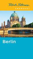 Rick Steves Snapshot Berlin PDF