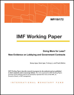 Doing More for Less  New Evidence on Lobbying and Government Contracts