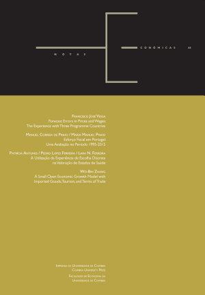 Notas Económicas nº 44