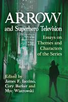Arrow and Superhero Television PDF