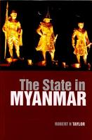 The State in Myanmar PDF