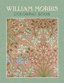 William Morris Coloring Book (CB103)