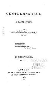 Gentleman Jack: A Naval Story, Volume 2