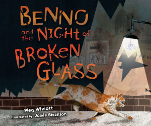 Benno and the Night of Broken Glass Book