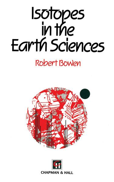 Isotopes in the Earth Sciences