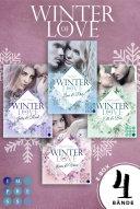 Winter of Love  Alle B  nde der romantischen Winter Serie in einer E Box