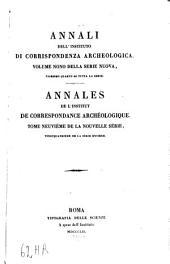 Annali dell'Instituto di Corrispondenza Archeologica: Volume 24