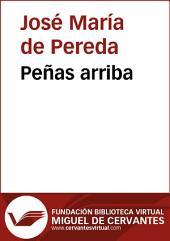 Peñas arriba: novela
