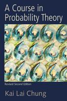 A Course in Probability Theory PDF