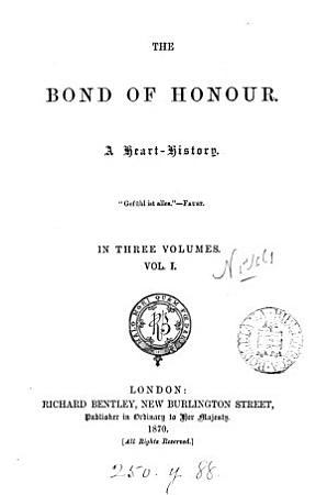 The bond of honour PDF