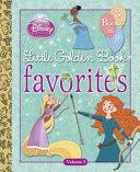 Disney Princess Little Golden Book Favorites PDF