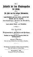 Beispiele zur gesammten christkatholischen Lehre  nebst Schrift  und V  terstellen  nach der Ordnung des Katechismus von P  Canisius PDF