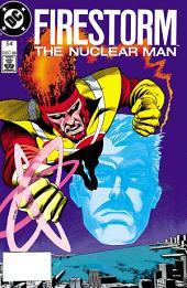 The Fury of Firestorm (1982-) #54