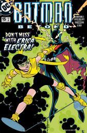 Batman Beyond (1999-) #15