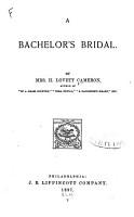 A Bachelor s Bridal PDF