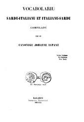 Vocabolario italiano-sardo e sardo-italiano: coll'aggiunta dei proverbj sardi, Volumi 1-2