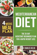 Mediterranean Diet Book