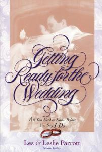 Getting Ready for the Wedding Book