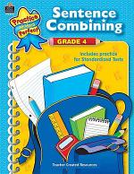 Sentence Combining, Grade 4