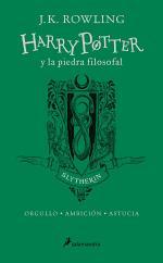 Harry Potter y la Piedra Filosofal / Harry Potter and the Philosopher's Stone: Casa Slytherin / Slytherin Edition
