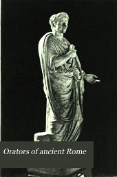 Orators of ancient Rome