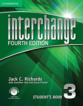 Interchange Level 3 Student s Book with Self study DVD ROM PDF