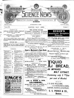 Popular Science News PDF
