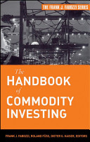 The Handbook of Commodity Investing PDF