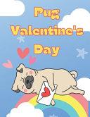 Pug Valentine's Day