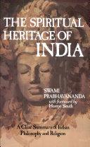 Spiritual Heritage of India