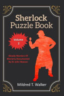 Sherlock Puzzle Book (Volume 2)