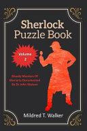 Sherlock Puzzle Book (Volume 2)