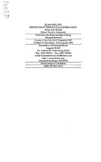 Islam inklusif PDF