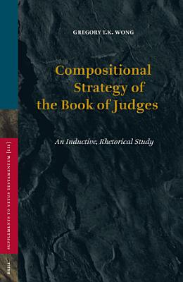 Compositional Strategy of the Book of Judges